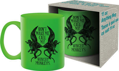 Wizard of Oz Winged Monkeys Coffee Mug