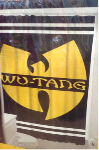 Wu-Tang Shower Curtain