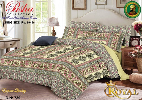 Royal By Pasha Collection DN739