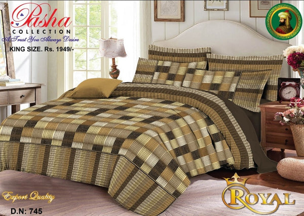 Royal By Pasha Collection DN745
