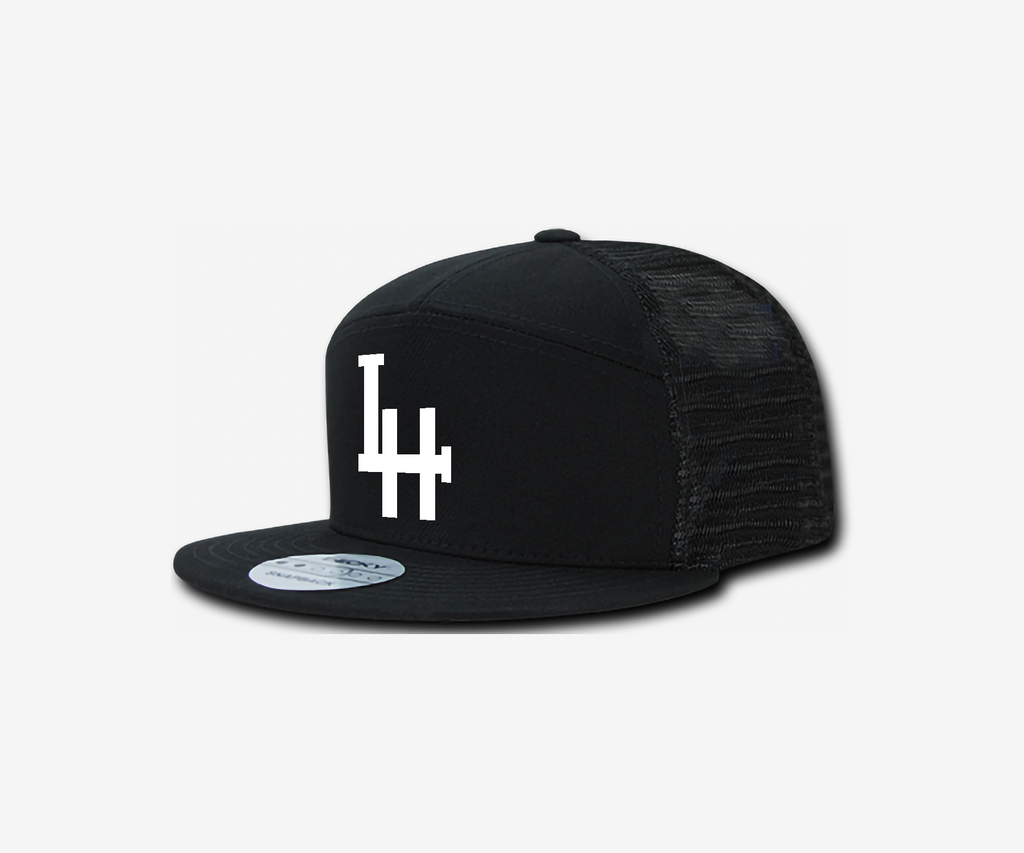 LH Hat (Living Hope) - Black