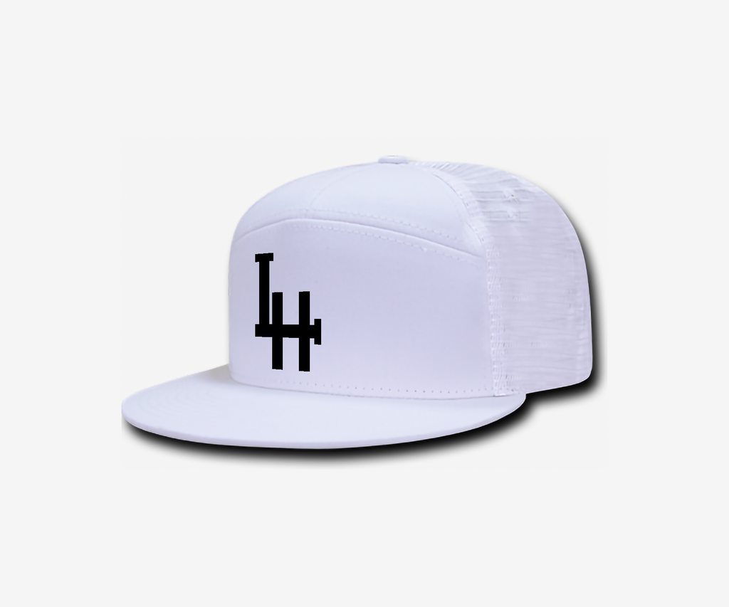 LH Hat (Living Hope) - White