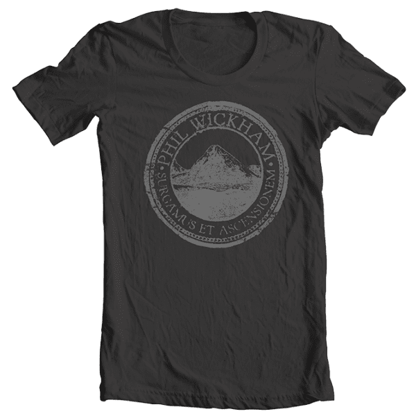 The Ascension Crest Short Sleeve
