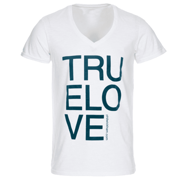 True Love - V Neck