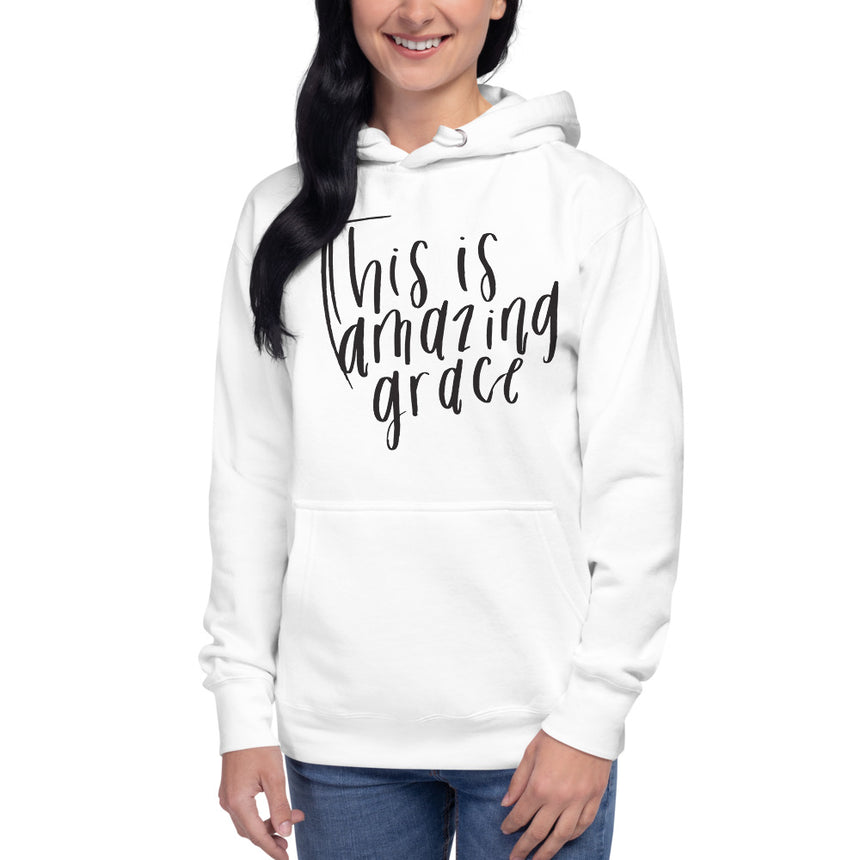 This Is Amazing Grace - Women's Hoodie