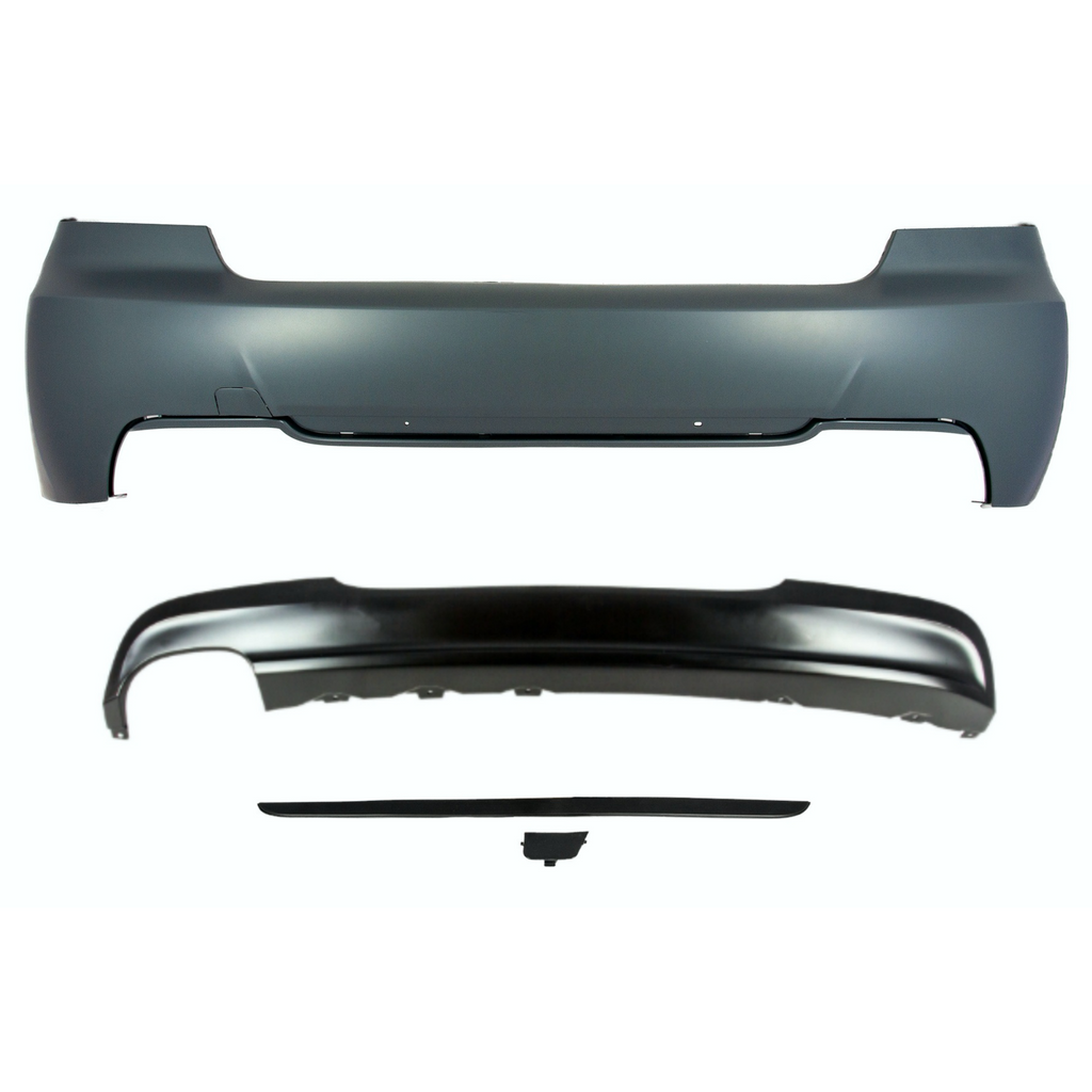 M SPORT Designed Rear Bumper E92 Edition - Rear Bumper - SUVNEER