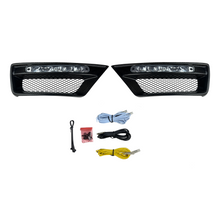SUVNEER Designed Carbon Fiber LED DRL W211 Edition