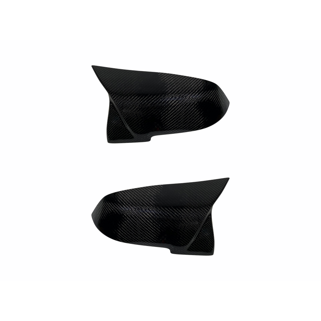Carbon Fiber Mirror Cover F3X F22 F87 Edition