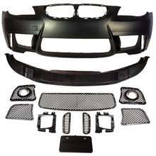 Picture of Front bumper/alternative bottom angle, grilles/LED grilles, mesh front grille, and other miscellaneous parts included.