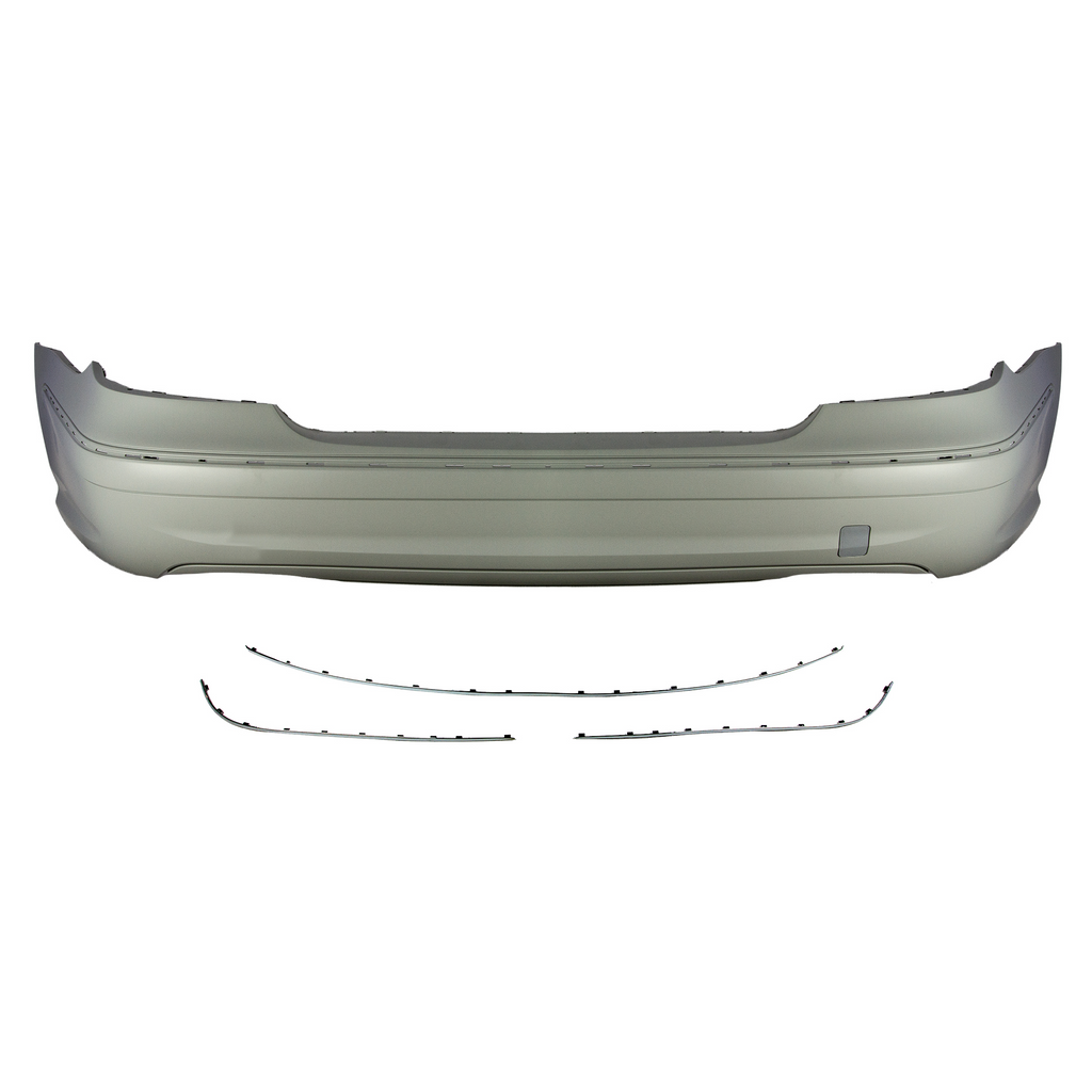 E63 Designed Rear Bumper W211 Edition - Rear Bumper - SUVNEER