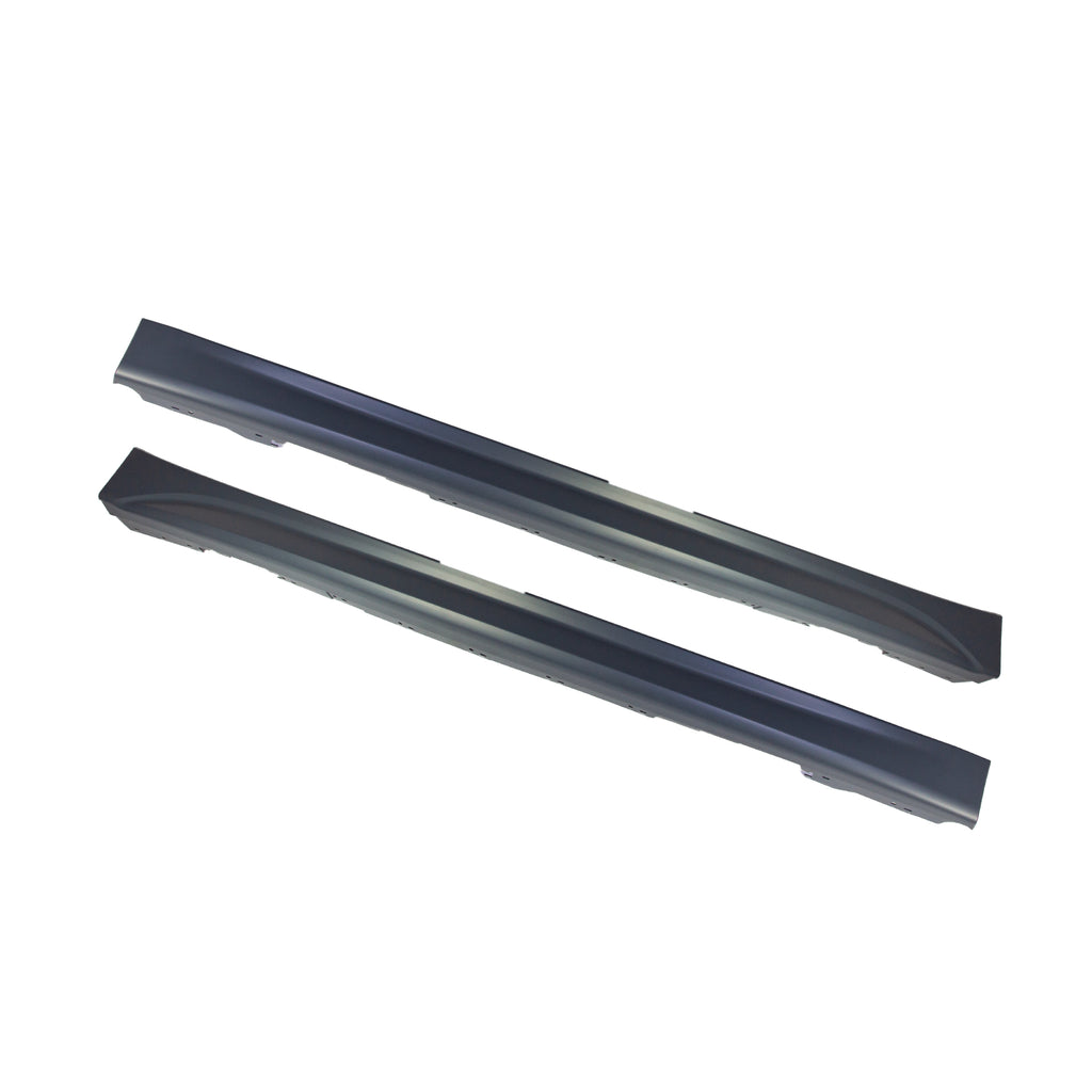 M SPORT Designed Side Skirts F30 Edition - Side Skirts - SUVNEER