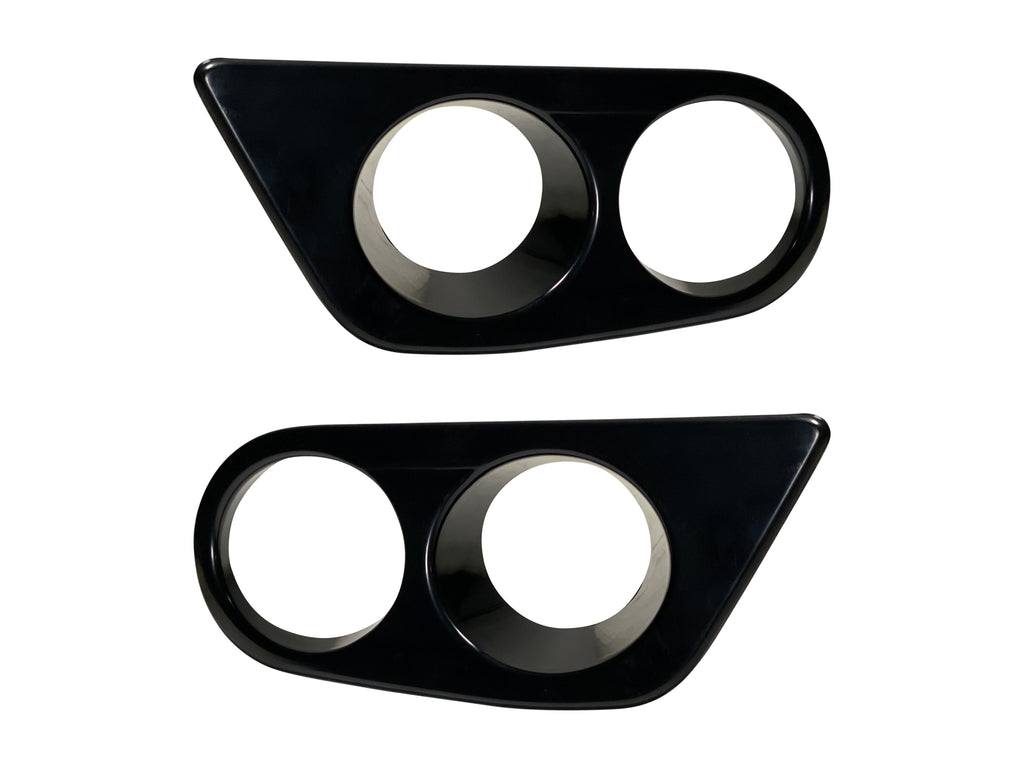 M3 Motorsport Designed Fog Light Covers E46 Edition - Accessories - SUVNEER