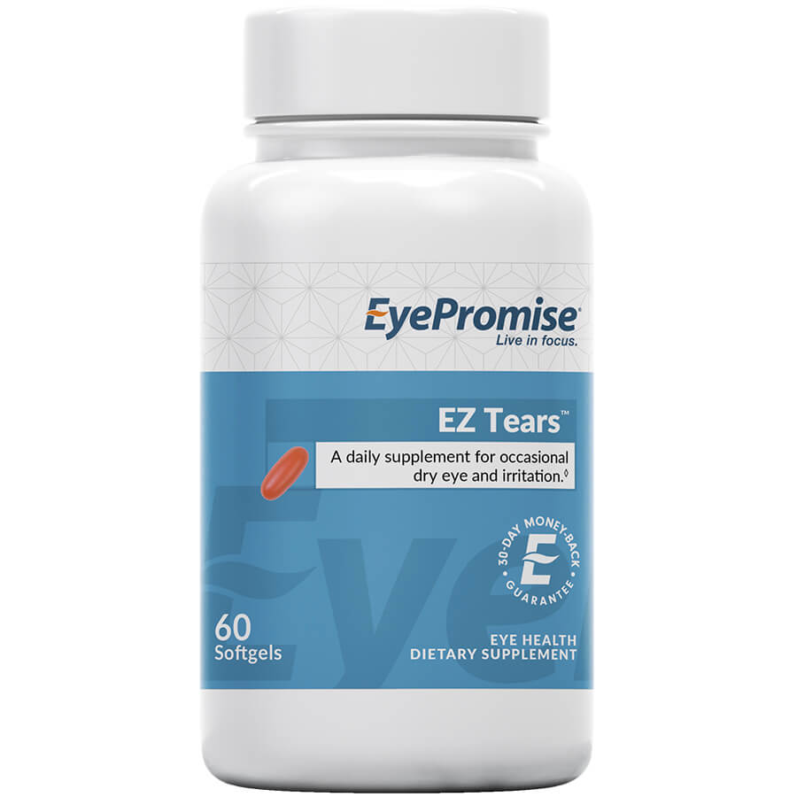 EyePromise EZ Tears 60 softgels (1 month supply)