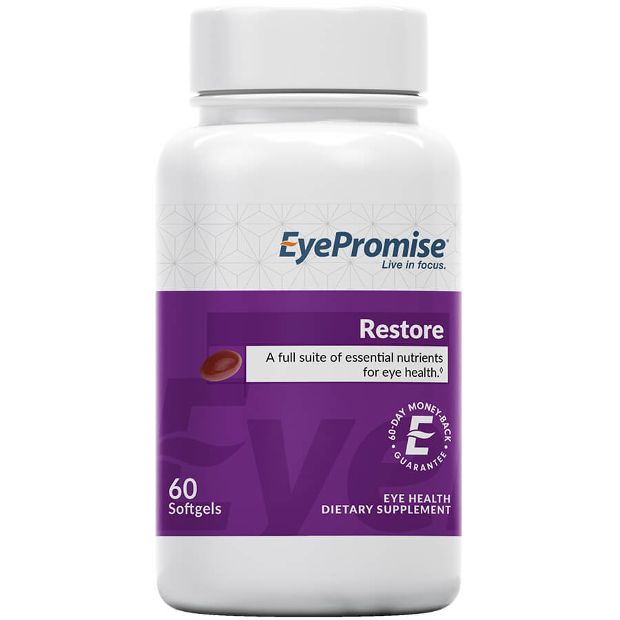 EyePromise Restore 60 Softgels (2 month supply)