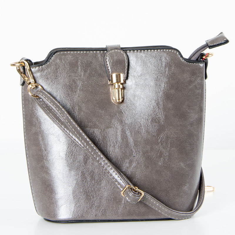 Abbey Bag | Dark Grey