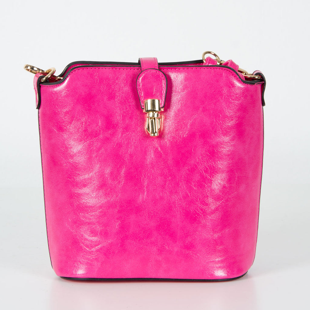 Abbey Bag | Hot Pink