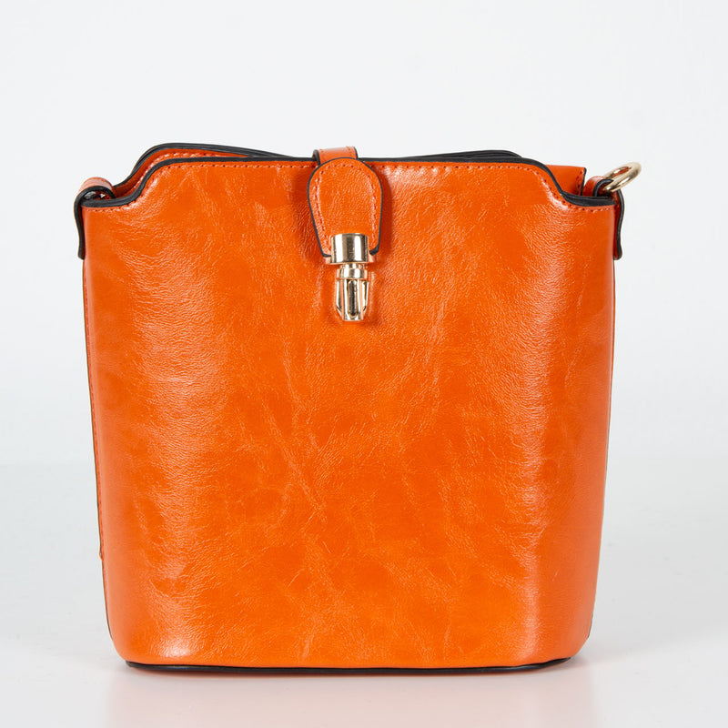 Abbey Bag | Orange
