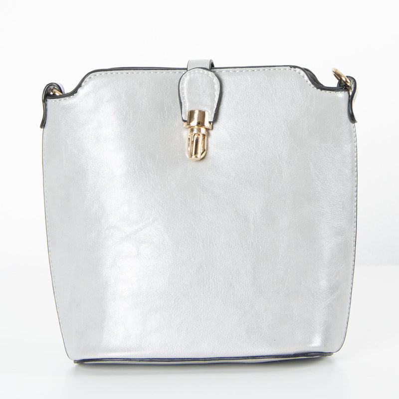 Abbey Bag | Pale Grey