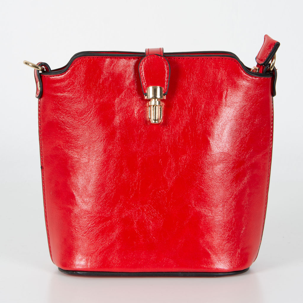 Abbey Bag | Red