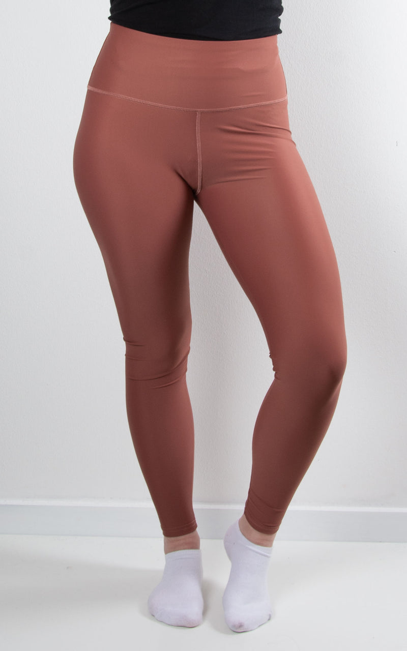 Active Leggings | Dusky Pink