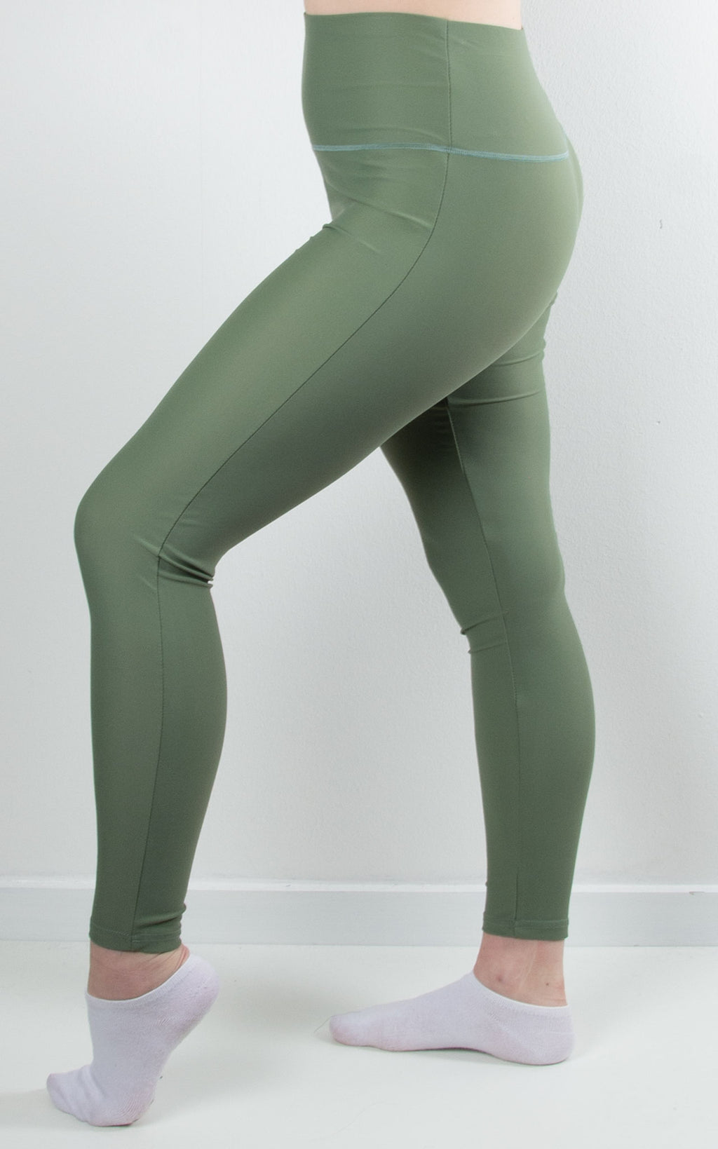 Active Leggings | Khaki