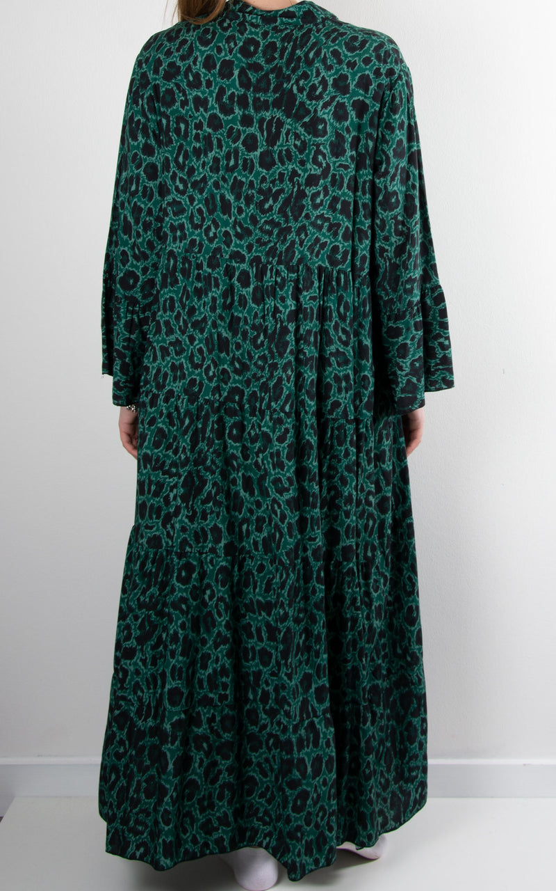 Alex Maxi Dress | Green