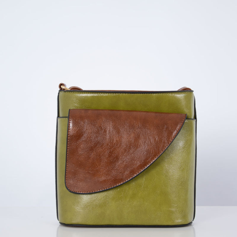 Anna Pocket | Green