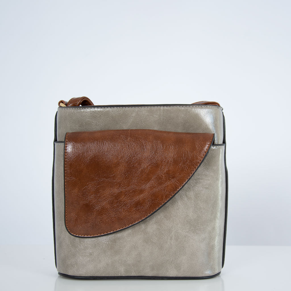 Anna Pocket | Light Grey