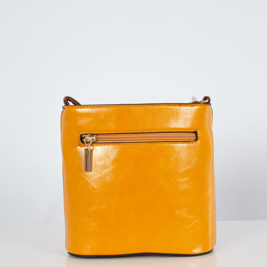 Anna Pocket | Yellow