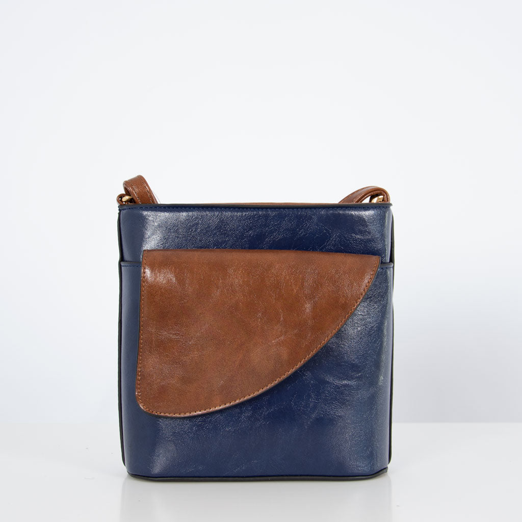 Anna Pocket | Navy