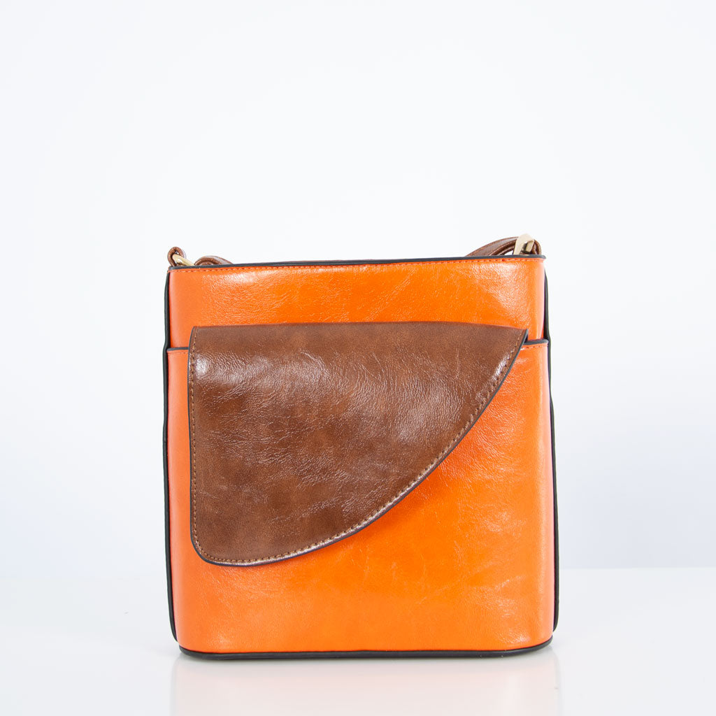 Anna Pocket | Orange