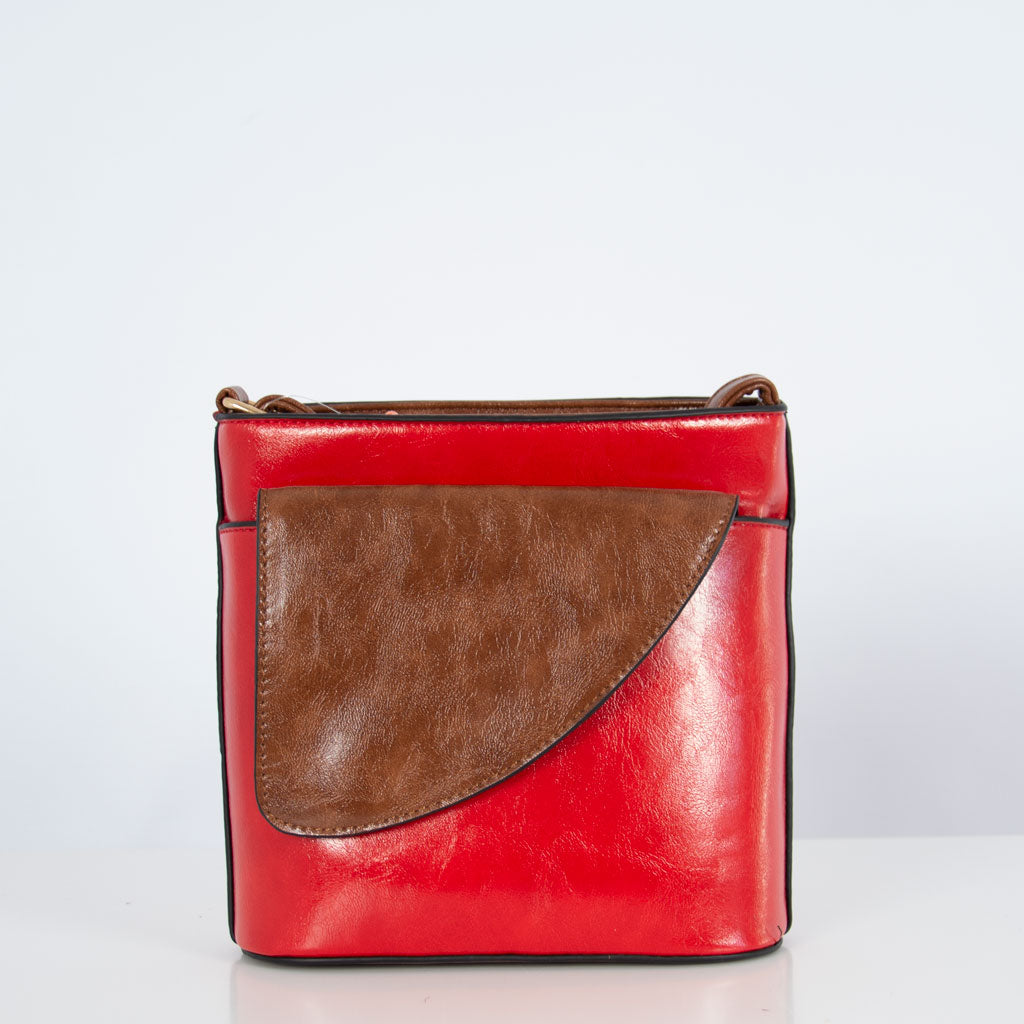 Anna Pocket | Red