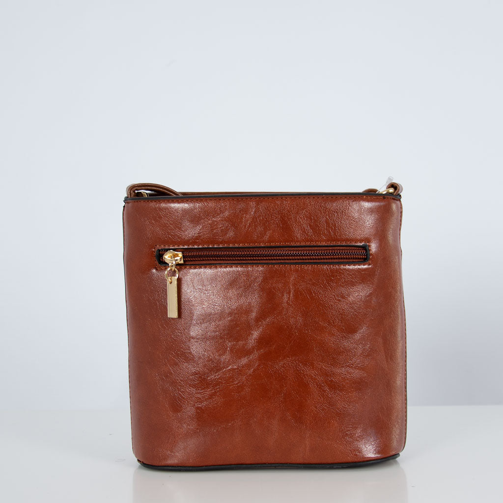 Anna Pocket | Brown