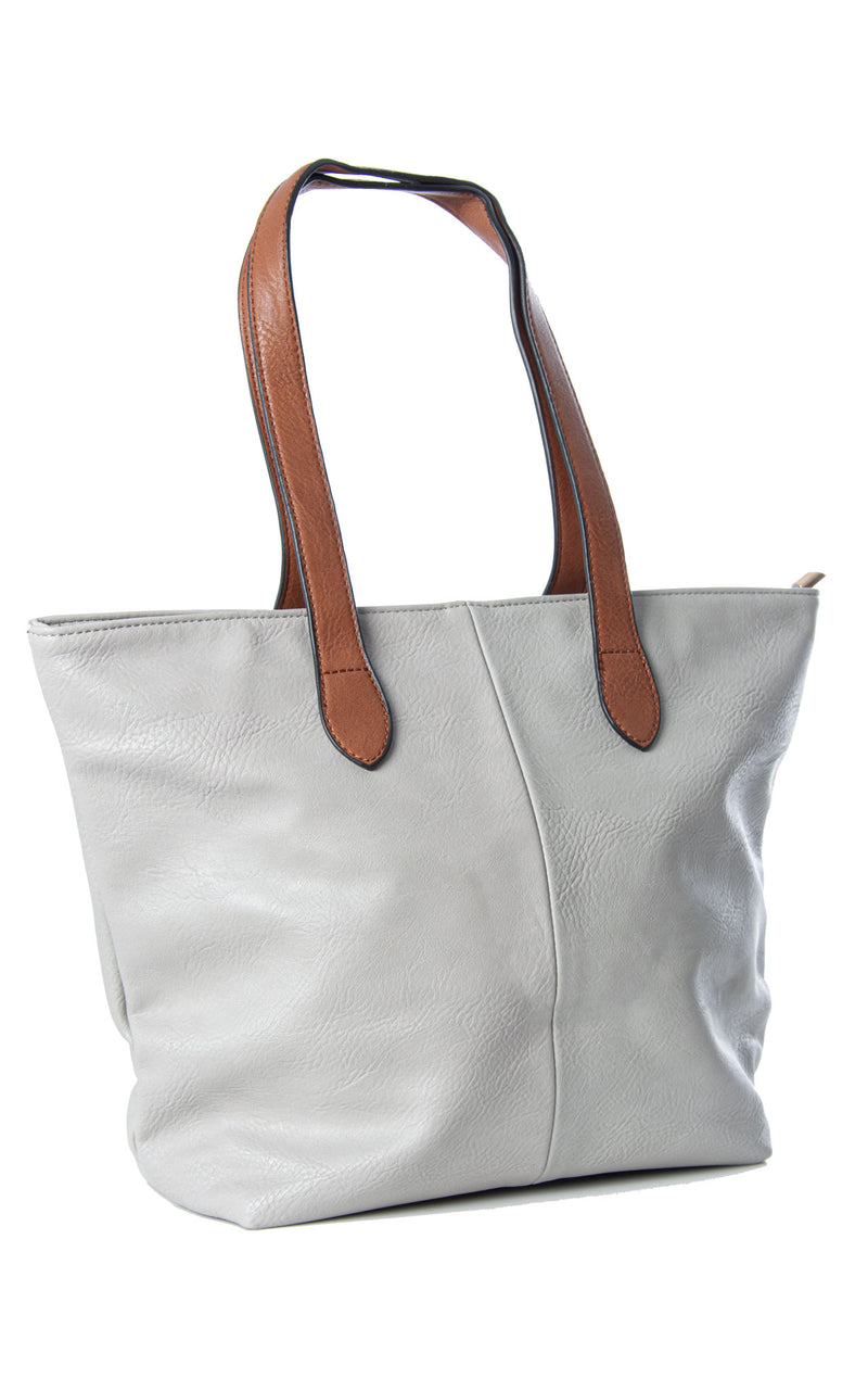 Anna Shopper | Light Grey