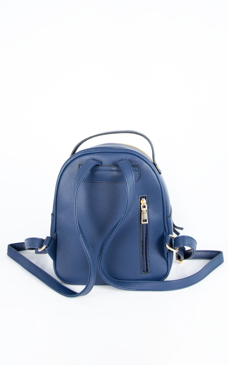 Navy | Bella Backpack