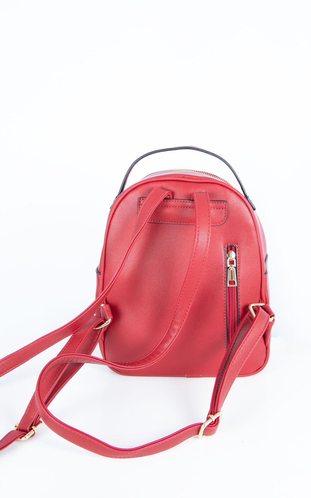 Red | Bella Backpack