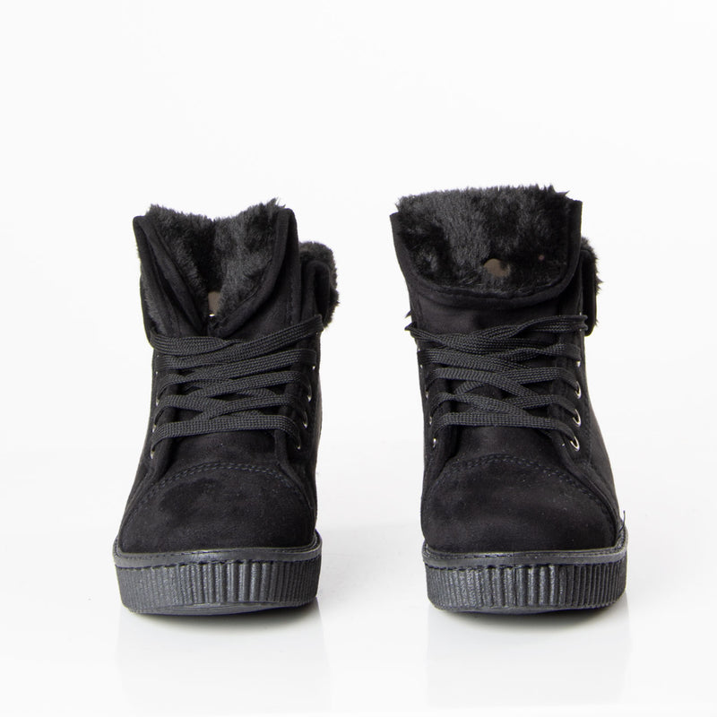 Betty Boots | Black