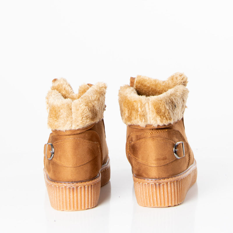 Betty Boots | Camel