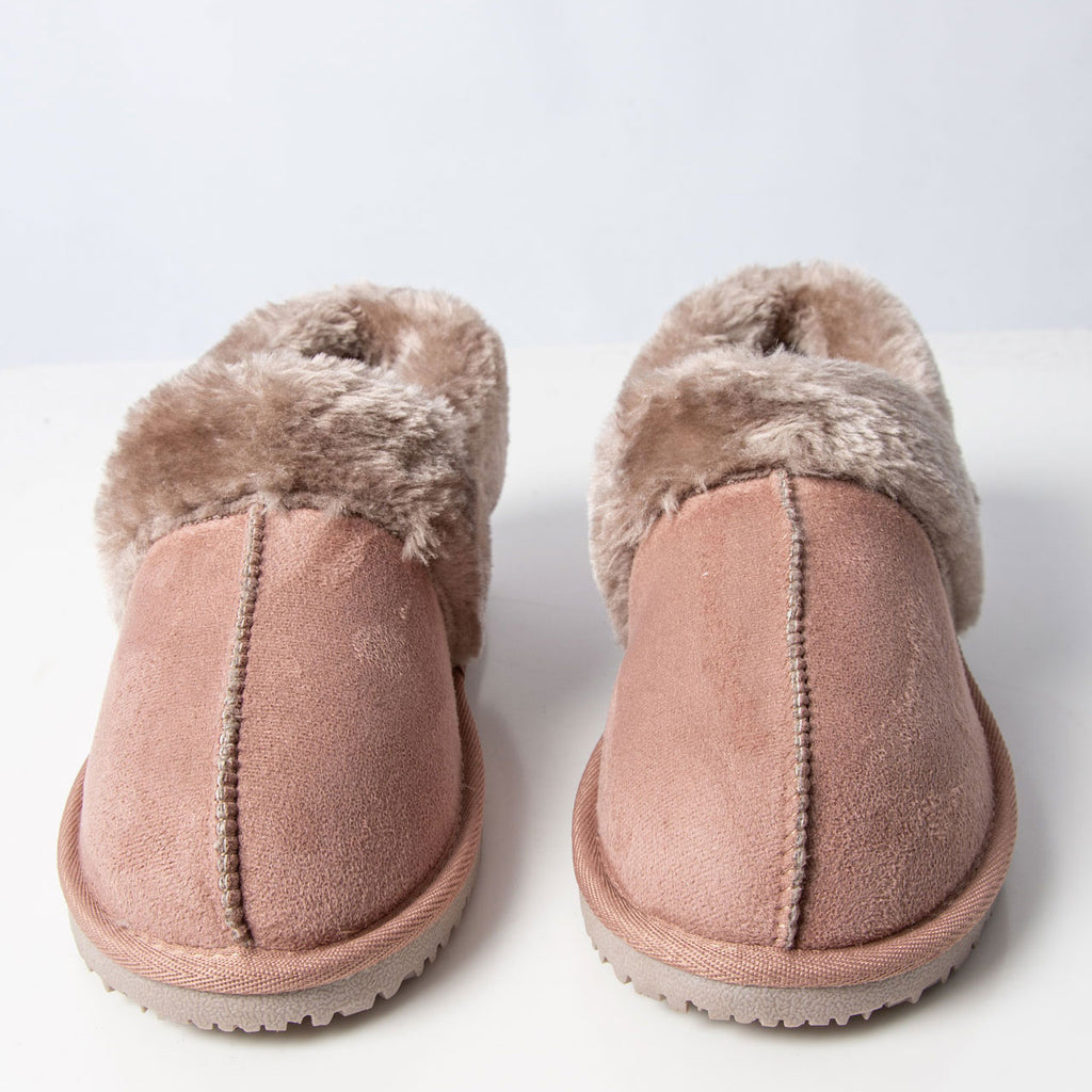 Slipper: Billy Slipper Mink