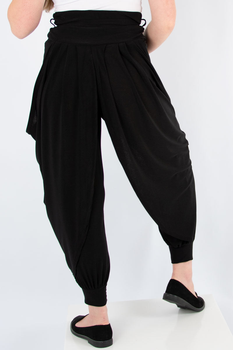 Magic Trousers | Black