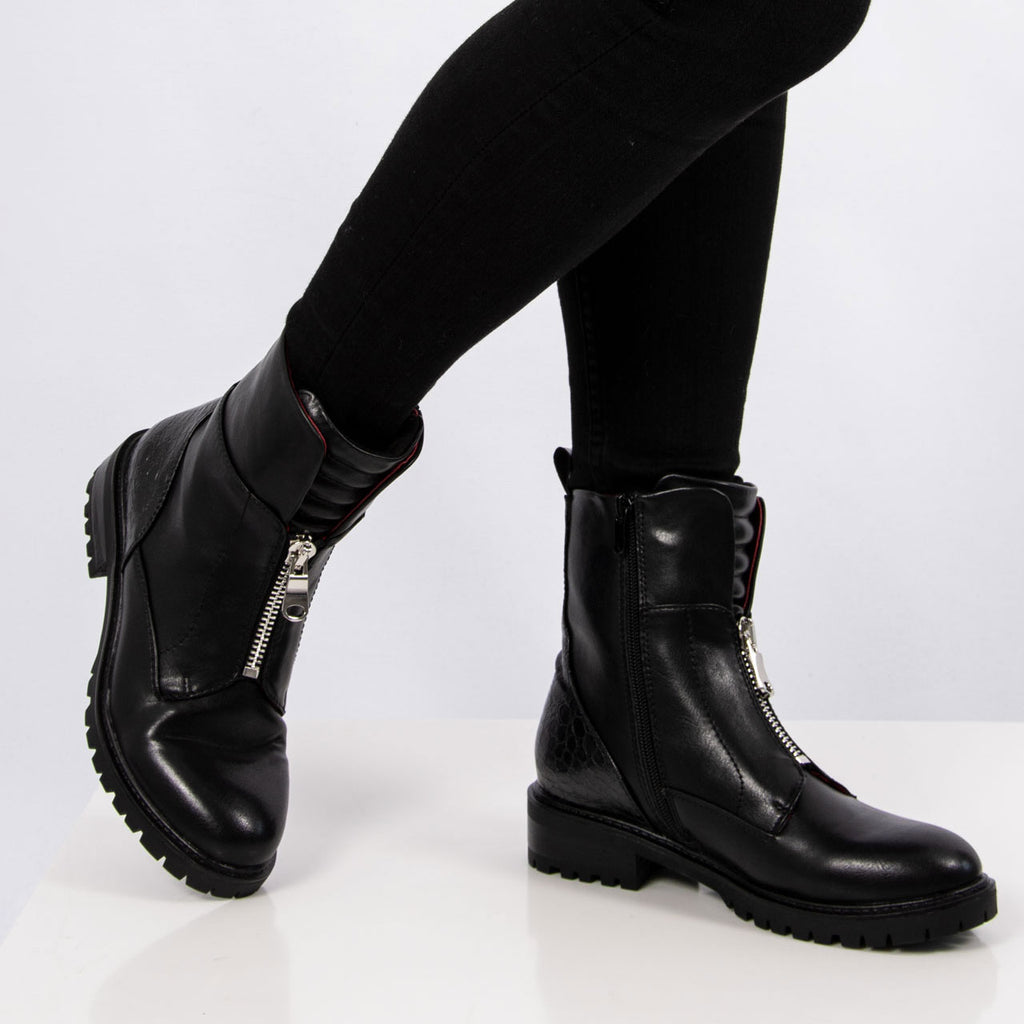 Boots| Harley Black
