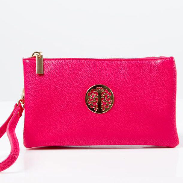 Clutch Bag | Toni | Rose