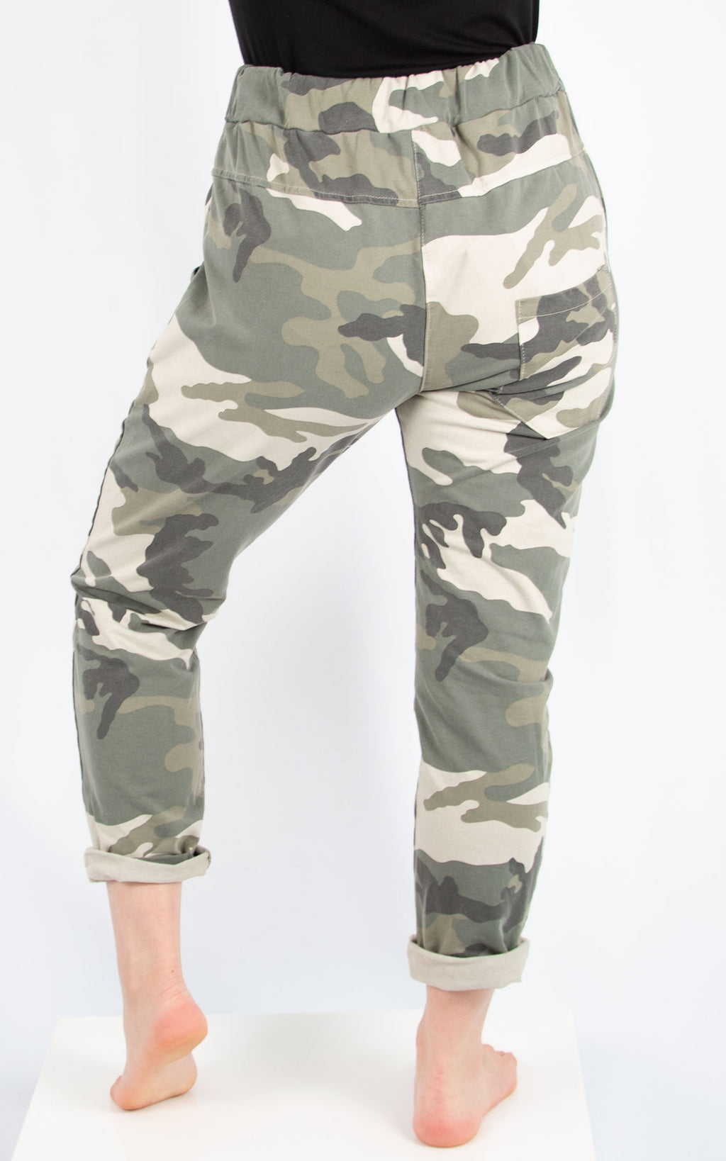 Camo Joggers | Made in Italy
