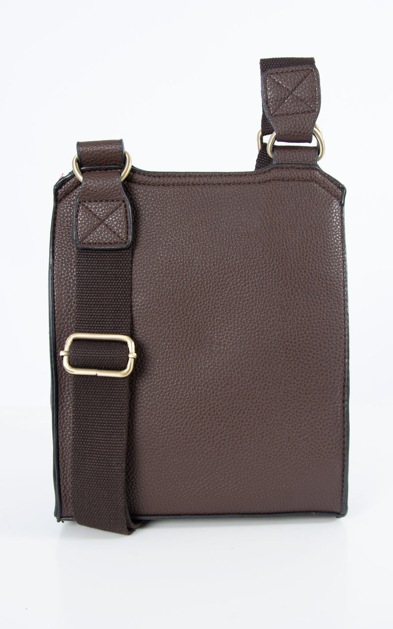 Messenger Bag | Coffee