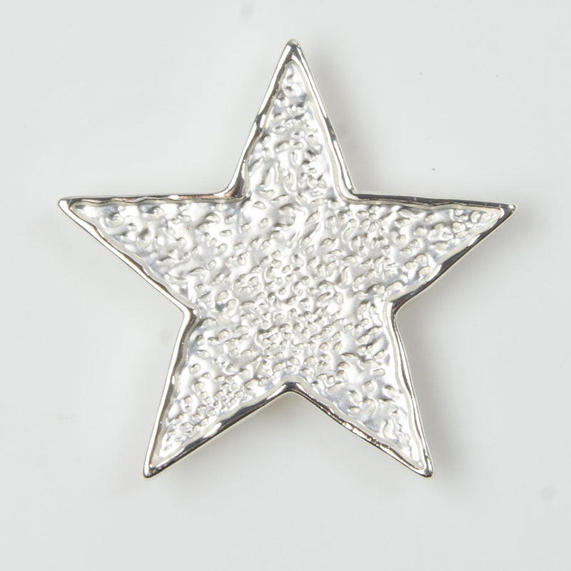 Brooch | Star | Silver