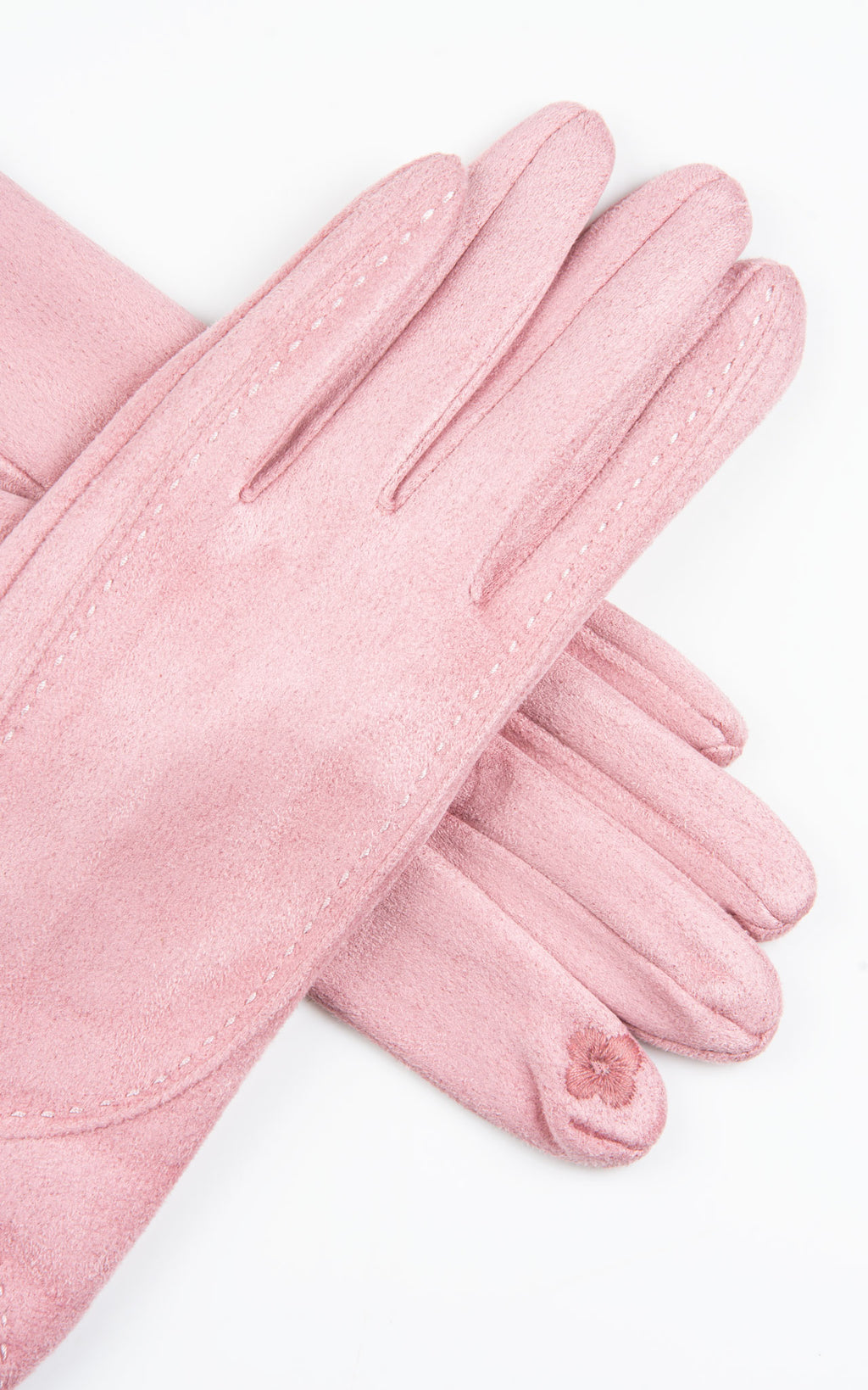 Plain Gloves | Pink