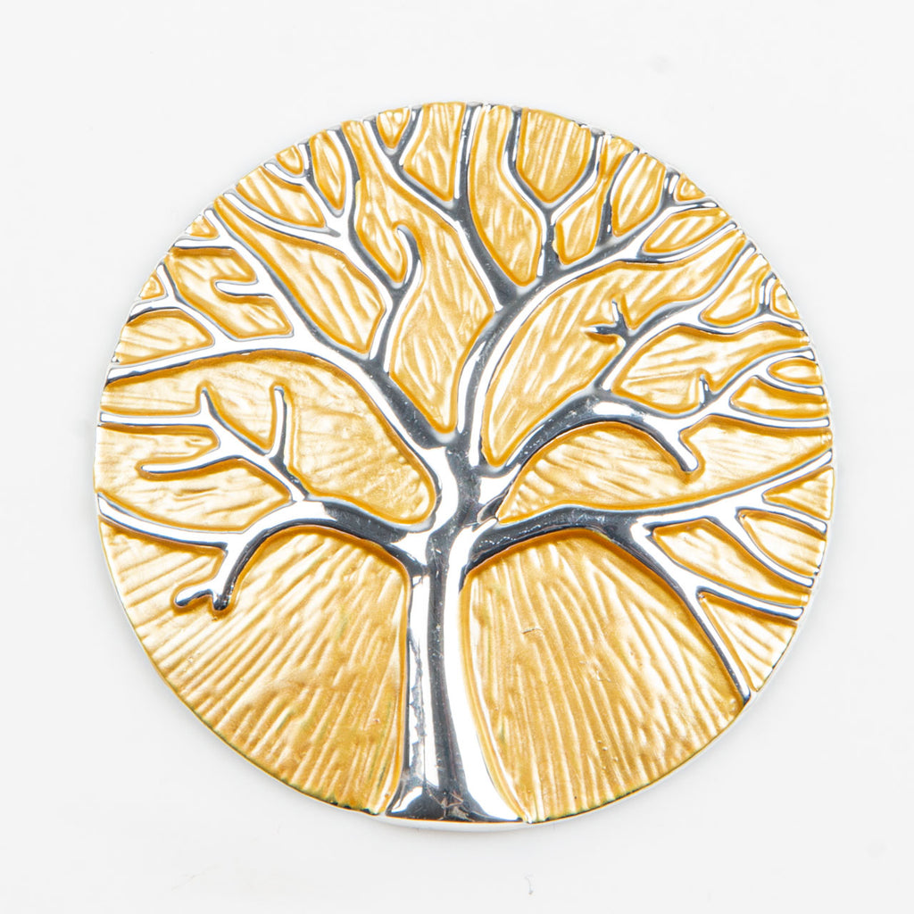 Brooch | Tree of Life | Gold