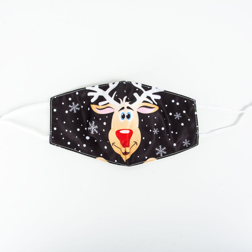 Face Covering | Christmas | Rudolph
