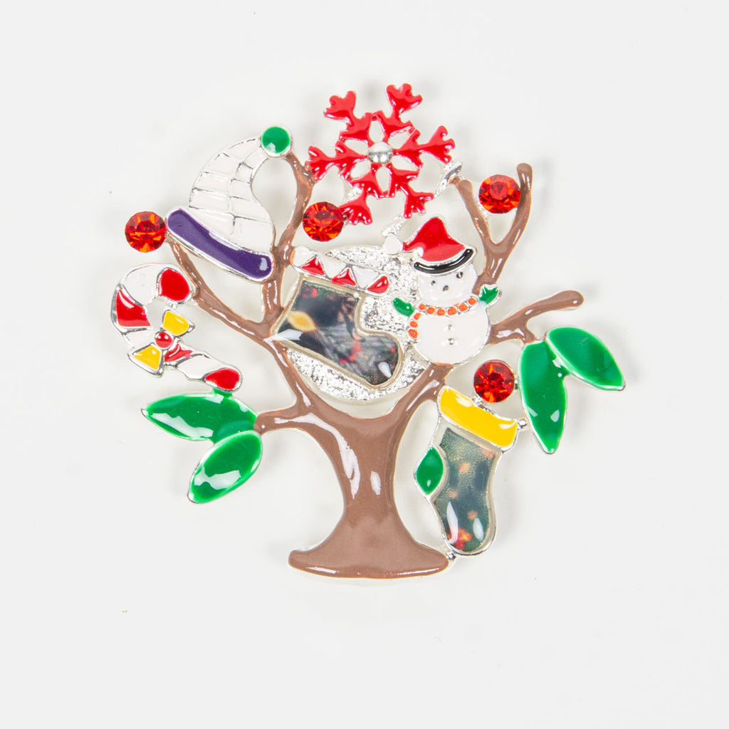 Brooch | Christmas Tree 2