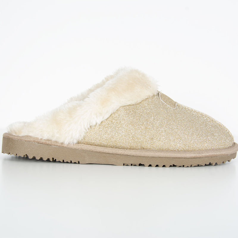 Slipper: Gill Slipper Gold